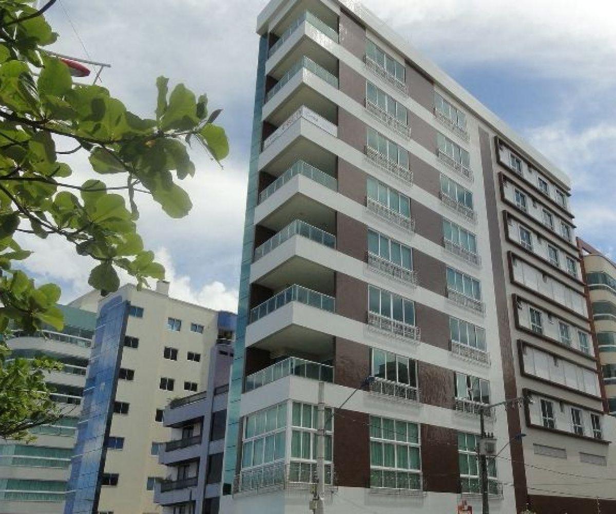 Apartamento de frente para o mar, decorado, com terraço, Centro, Itapema, SC