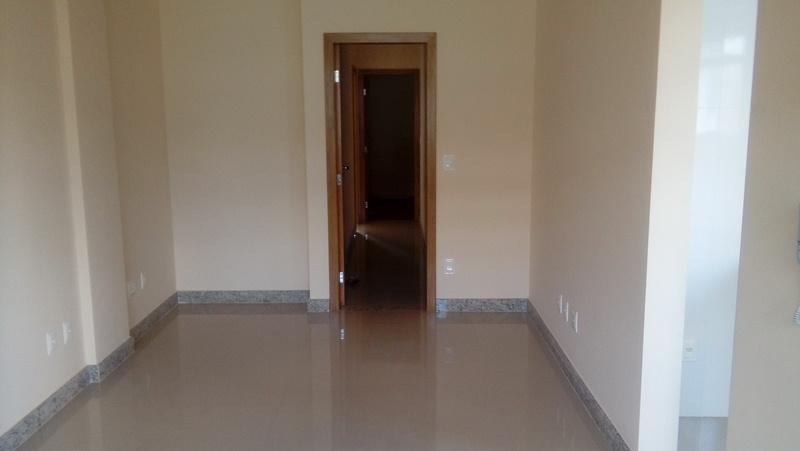 Apartamento novo no bairro Sagrada Família