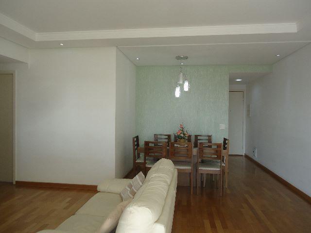 Apartamento com 135 m² e 3 quartos em Ipiranga - São Paulo - SP.