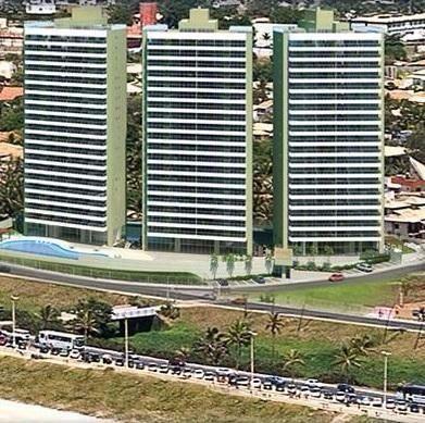 Vista Mar Sensacional Premier Jaguaribe 166m²  Por Apenas R$ 900 mil.