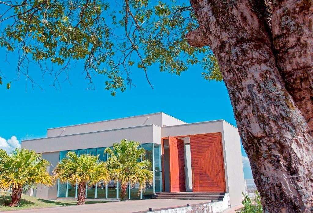 Casa 6 quartos 5 suítes 9 banheiros e 4 vagas no Lago Sul - Brasília - DF