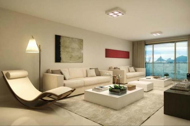 Apartamento de 3 quartos 208 m² na Lagoa