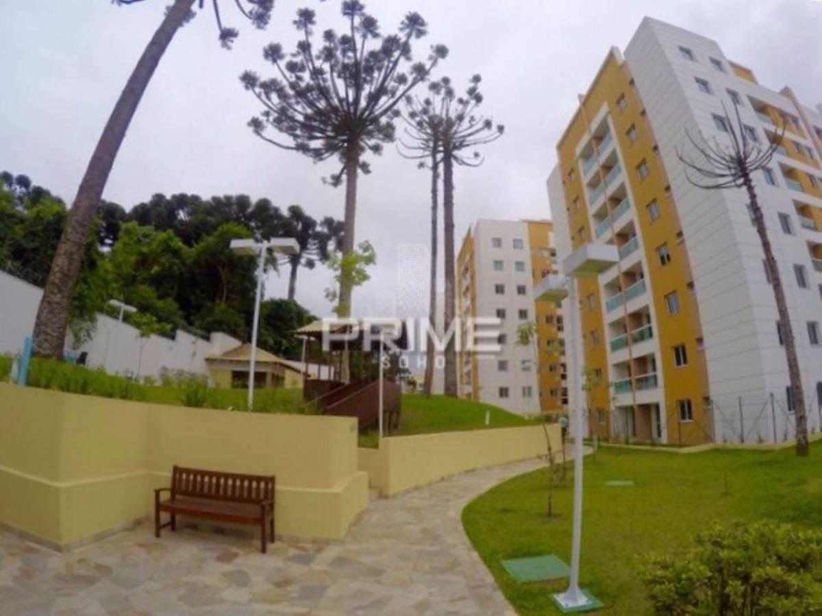Apartamento Residencial Bacacheri 2 quartos