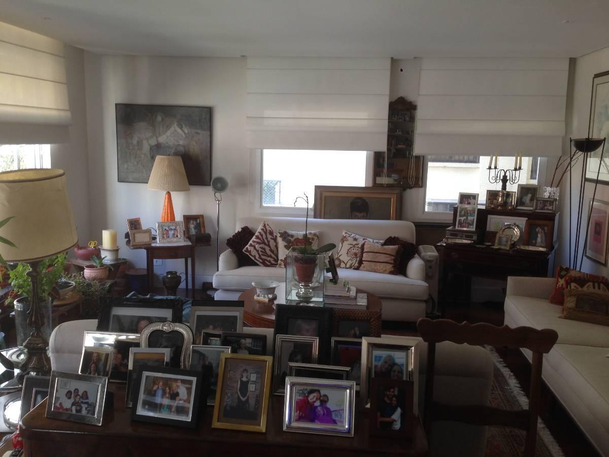 Apartamento para venda/locação Itaim Bibi - Rua Urimonduba - 272 m2