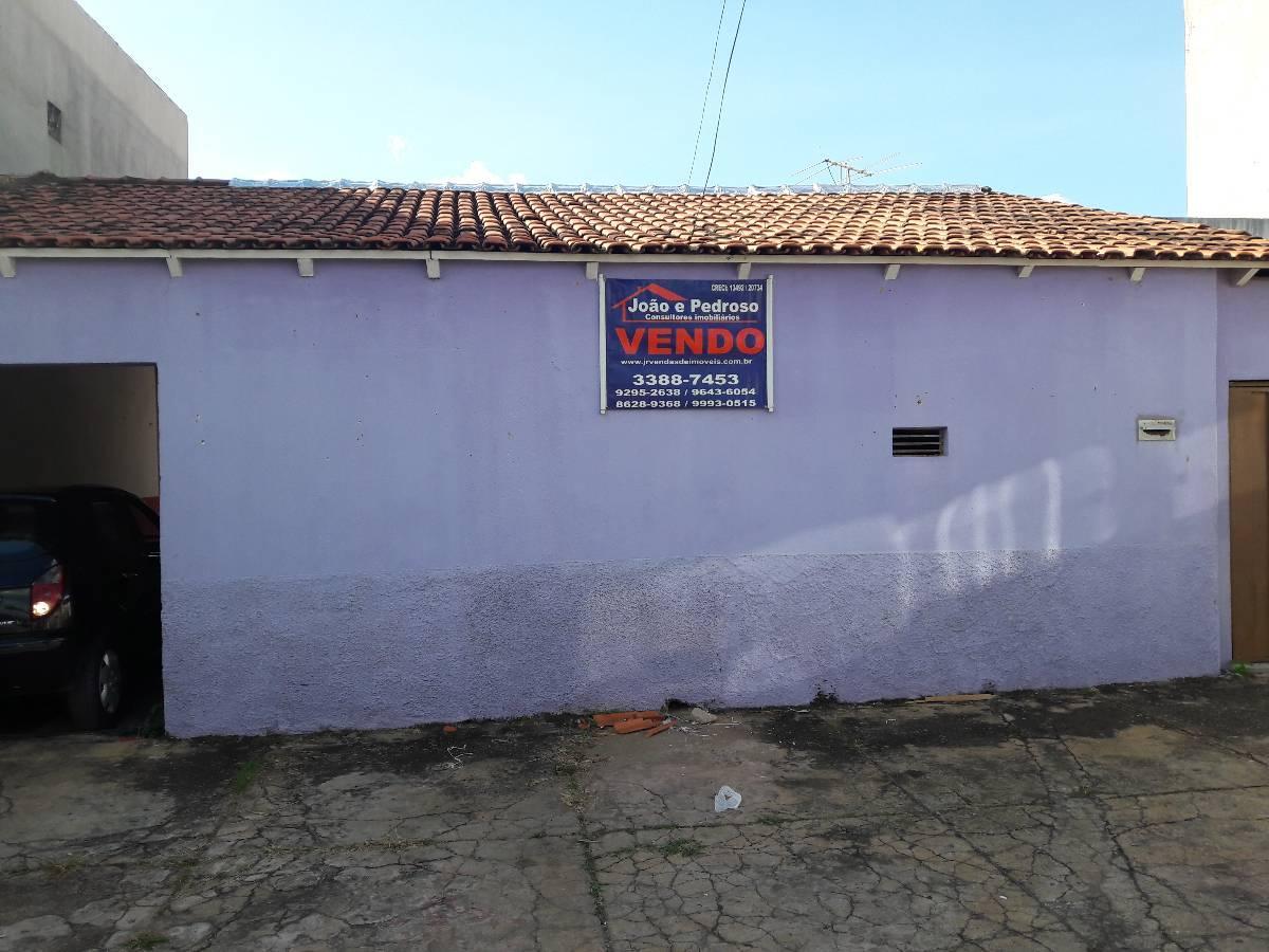 Lote ESCRITURADO com 02 casas no Setor Sul em Planaltina