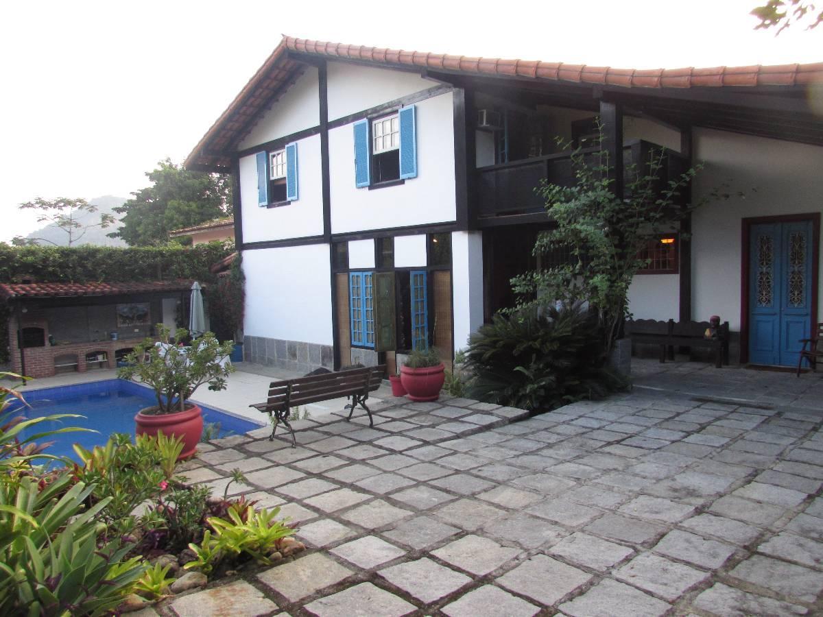 Casa à venda no Itanhangá - Projeto Zanine Caldas