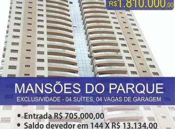 Apartamento de 5 quartos, Águas Claras