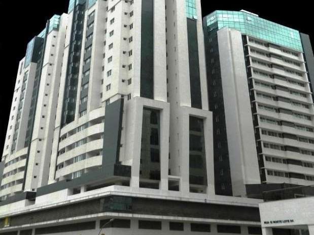 Águas Claras Edifício Citta, 02 quartos c/02 suites, c/armários ao lado do metrô