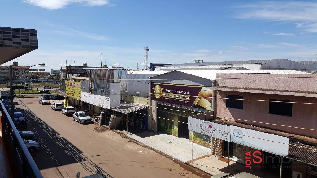 Sala comercial - 100mts BR 040