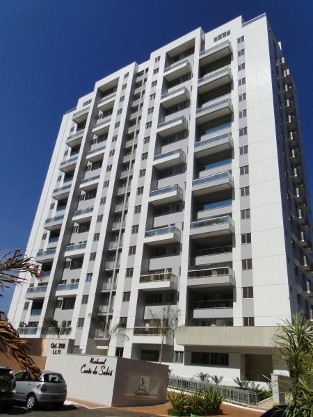Águas Claras - Quadra 208 - 02 quartos 66 m² - Canto do Sabiá