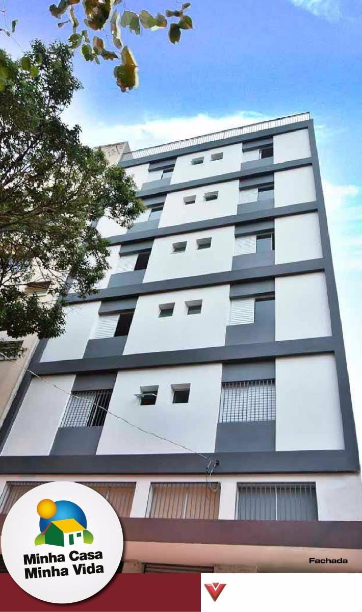 Studio - Três Marias - Minha Casa Minha Vida - São Paulo - SP