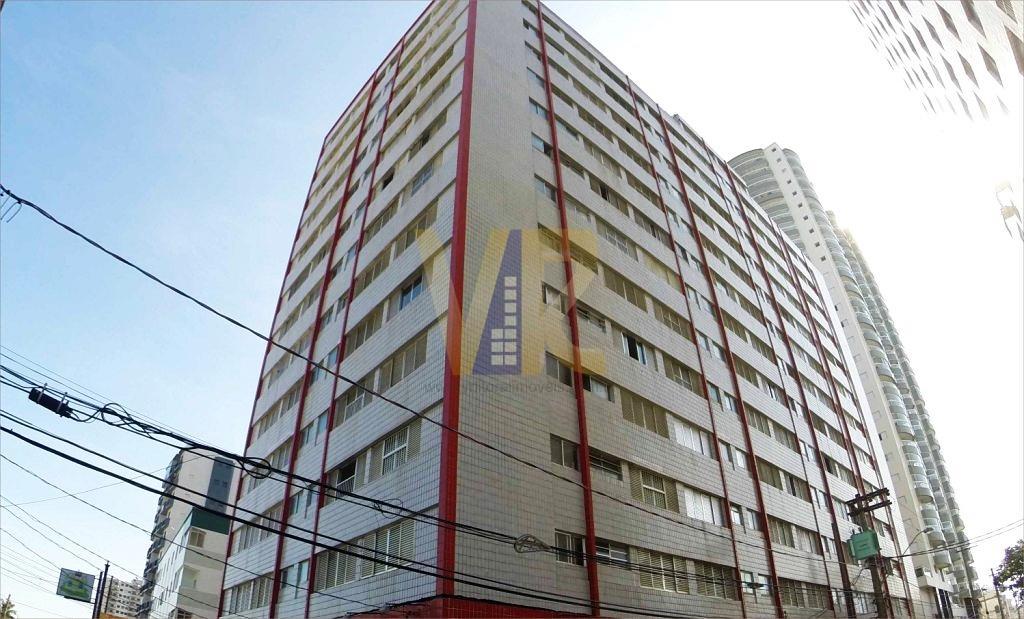 Apartamento Frente a Praia 1 Dormitório Grande, confira.