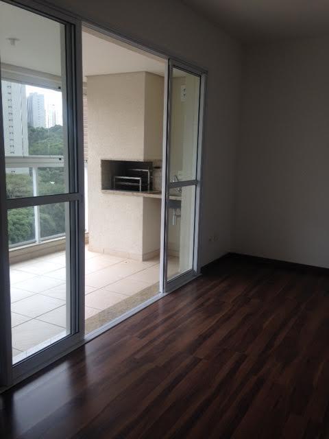 Apartamento no morumbi - Ed Lumina com varanda gourmet e  churrasqueira!