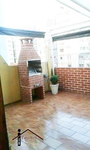 Cobertura Com Quintal * Dois Dormitórios + Vaga  Opcional*  Bela Vista/SP