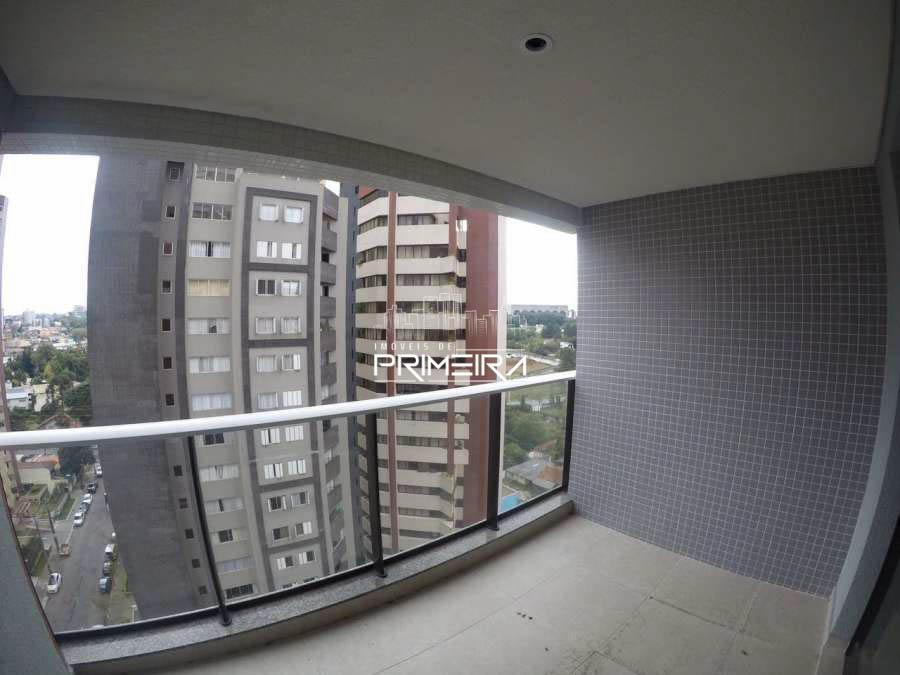 3 Dormitórios (125 m² Privativos) Andar Alto no Cabral | Terrasse Contemporain