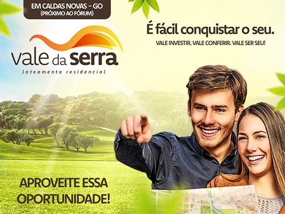 Compre seu Lote Vale da Serra - Caldas Novas-GO