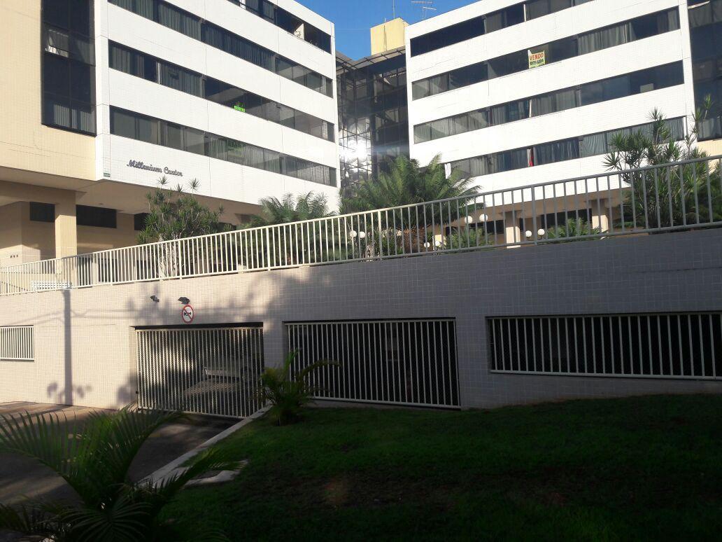 Kitnet com 1 Quarto para Alugar, 33 m² por R$ 980/Mês - SHIN CA 2-LAGO NORTE-DF