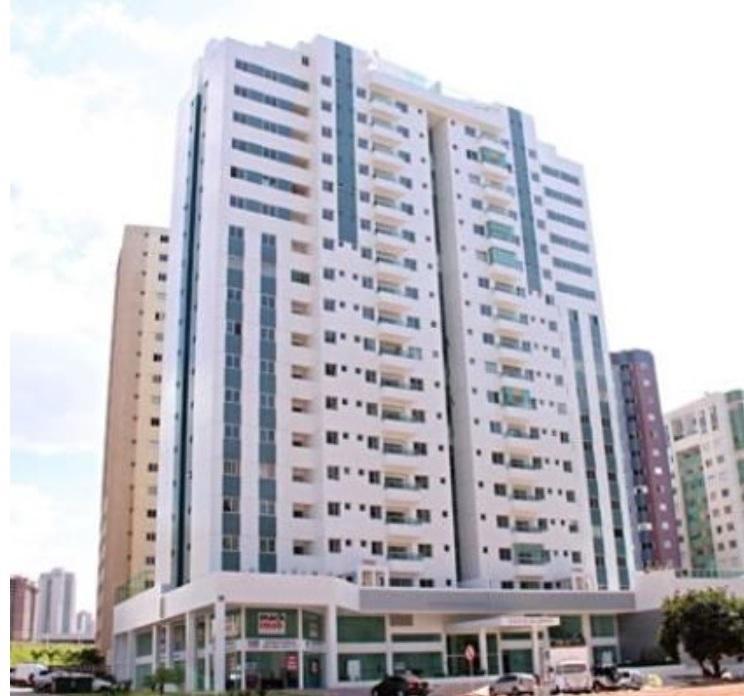Apartamentos de 2 Quartos, 3 wc, 67 mts,águas claras, R$300 mil - aceita financiamento