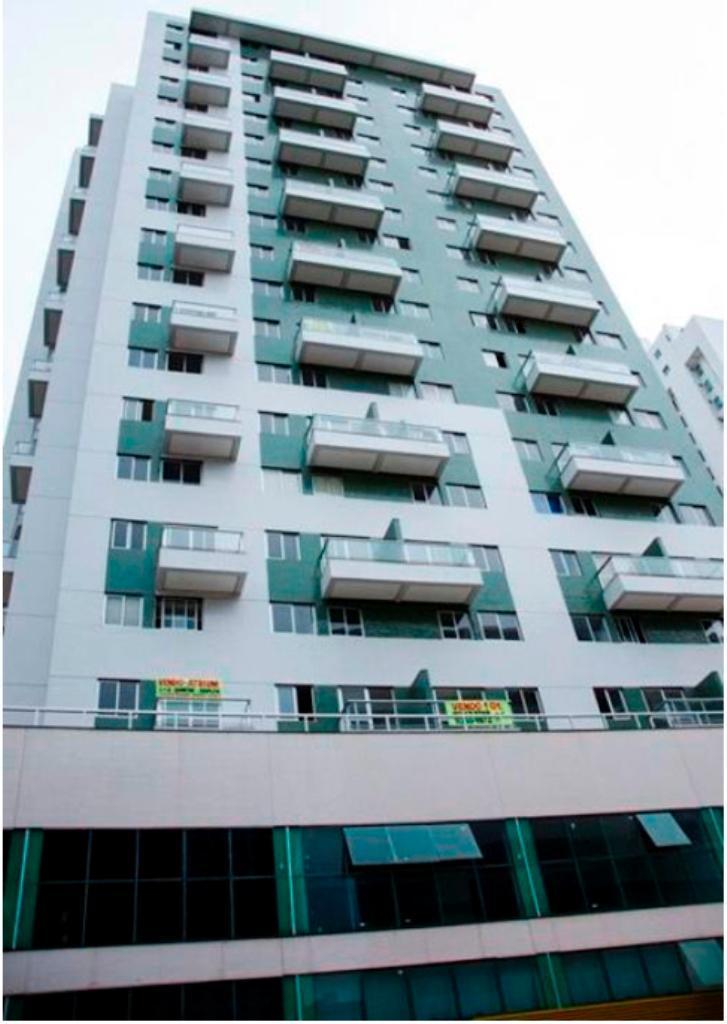 Águas Claras Edifício Atrium duplex 02 quartos c/02suites prox. shopping e metrô