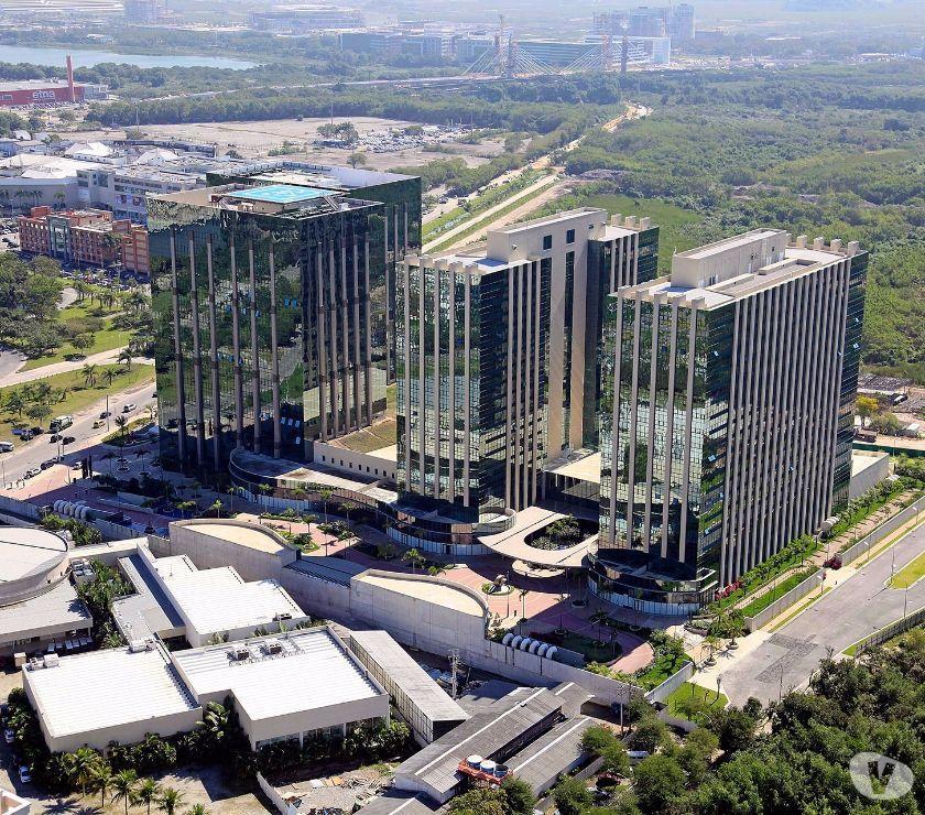 Aluguel de andares corporativos no Ceo Corporate - 1.588m²