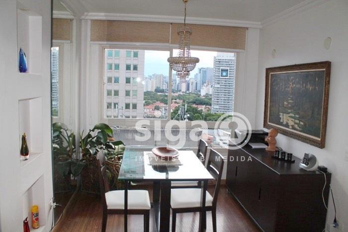 Apartamento cobertura para venda na Vila Olímpia, São Paulo SP