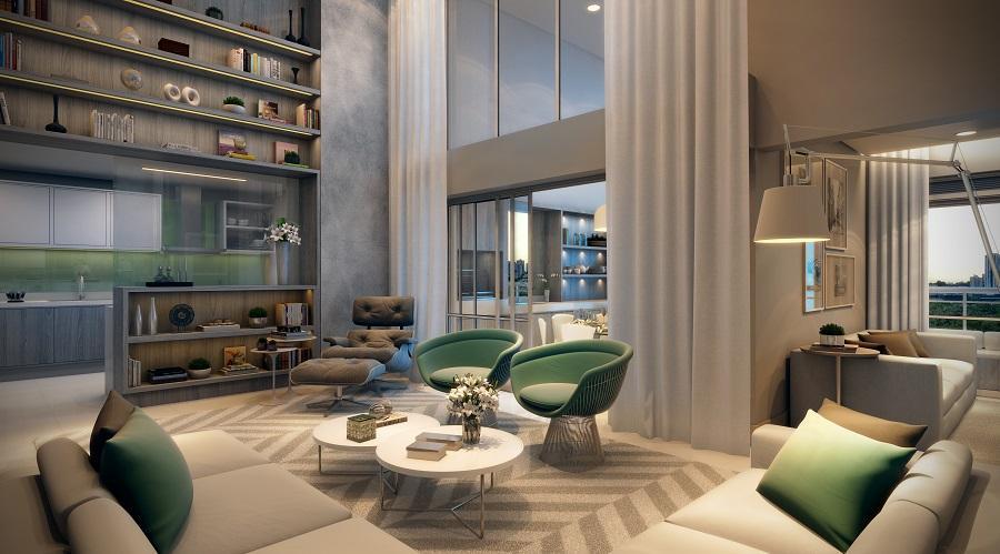 Apartamento no Morumbi de 164 m² com 4 dorms  2 suítes 3 vagas