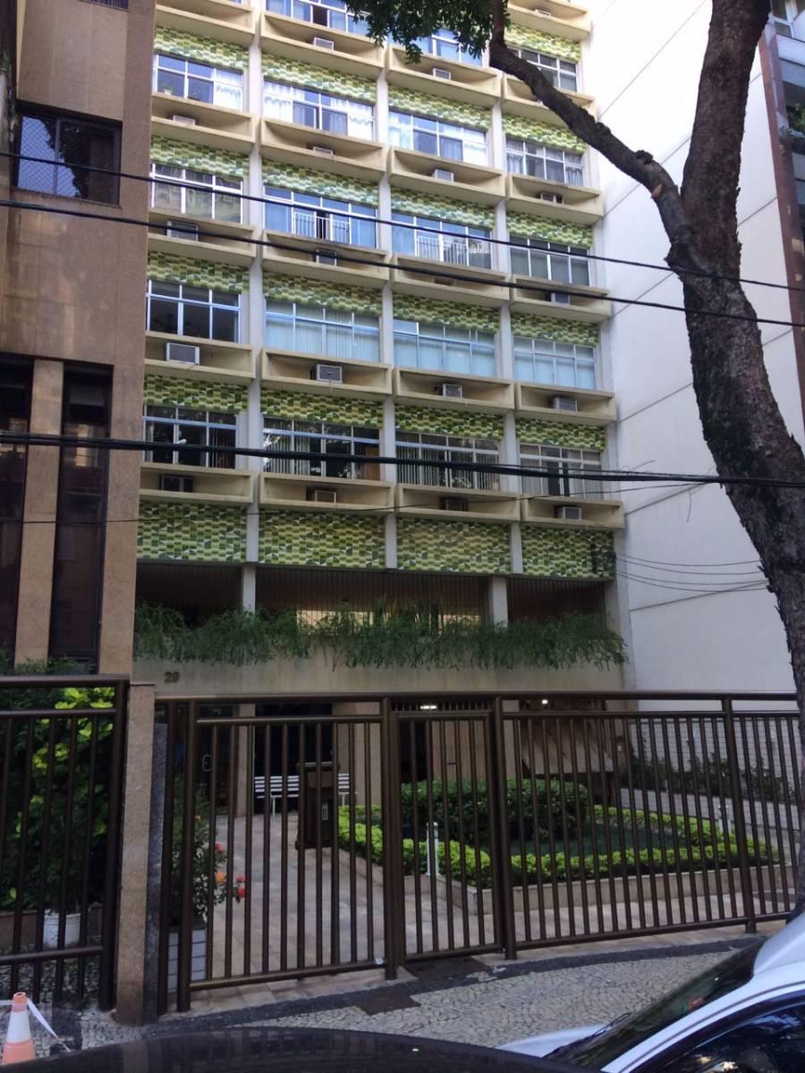 Apartamento  3 quartos com dep Tijuca Afonso Pena