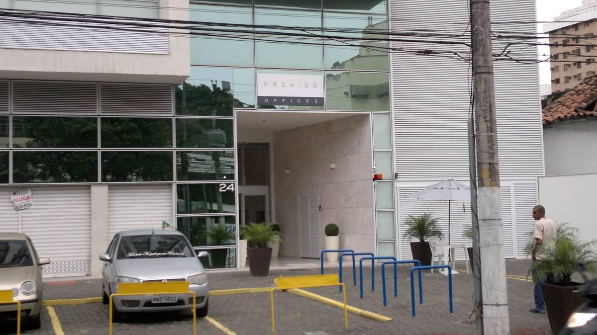 Sala comercial para aluguel no Ed. Premier Offices.