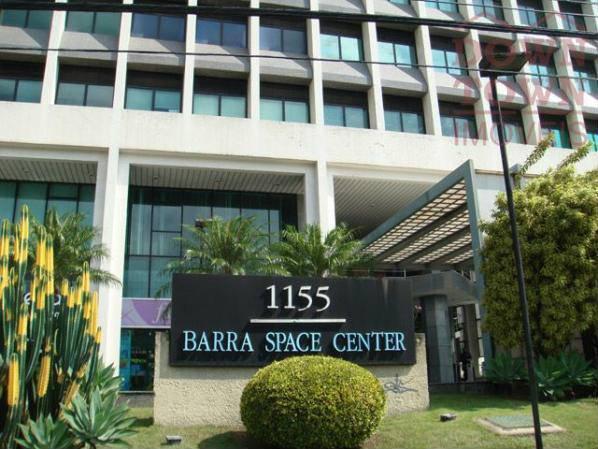 Excelente Sala Comercial de 48 m2 - Empresarial Barra Space Center
