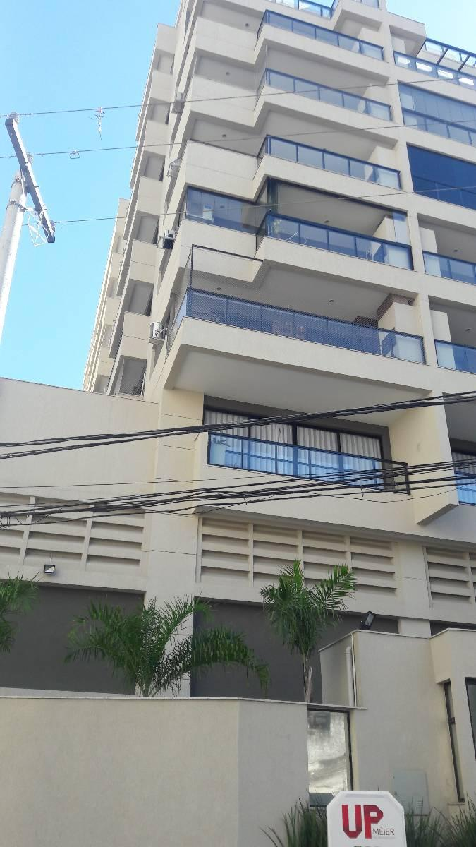 Cachambi-Excelente apartamento 3 quartos 78 m² com duas vagas-Rua Tenente França