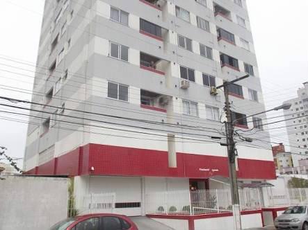 Apartamento com 1 dormitório, Excelente localização, Kobrasol, São José/SC