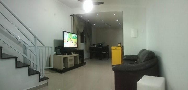 Duplex 3 Dormitórios com Varanda Gourmet em São Vicente