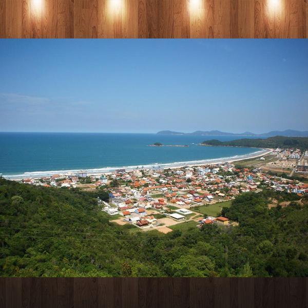 Apartamento com 2 dorm (suite), mobiliado, Praia de Palmas, Gov Celso Ramos/SC.