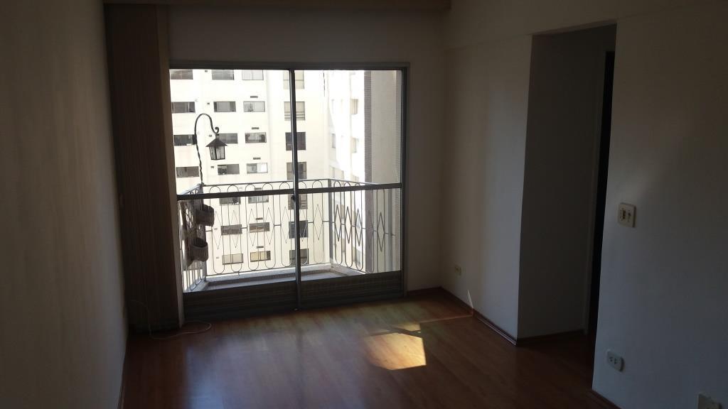 Apartamento 48m² - 2 dormitórios - Moema - São Paulo - SP