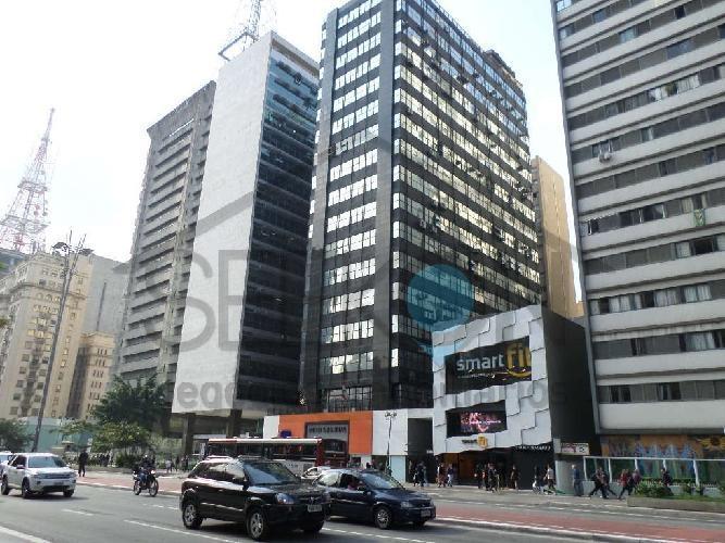 Sala Comercial - 40 M² - Av. Paulista - R$ 1.750,00
