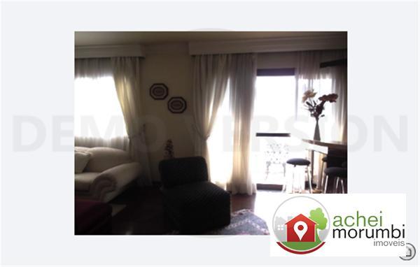 Apartamento no Parc Des Princes - Vila Andrade