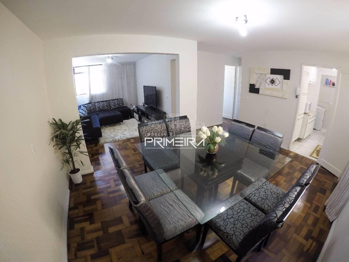 Ed. Arco Iris - Batel - Apartamento 3 dorm - 1 vaga - 88 m² útil