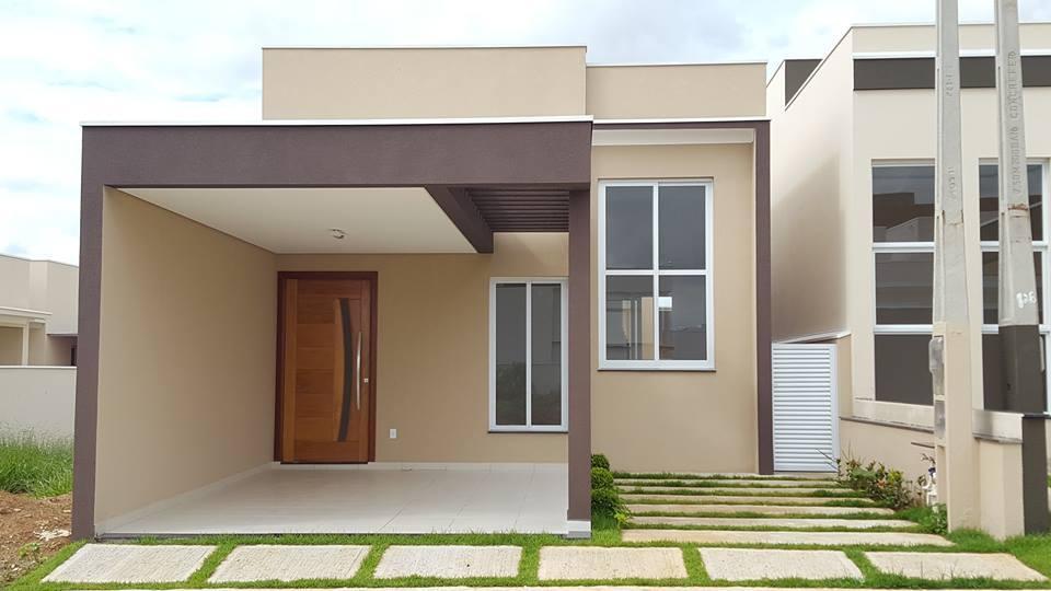 Casa no condomínio fechado Park Real Indaiatuba