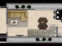 Vibe Savassi - Loft Duplex - 1400