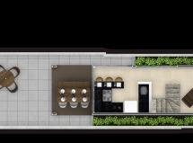 Vibe Savassi - Loft Duplex - 1003