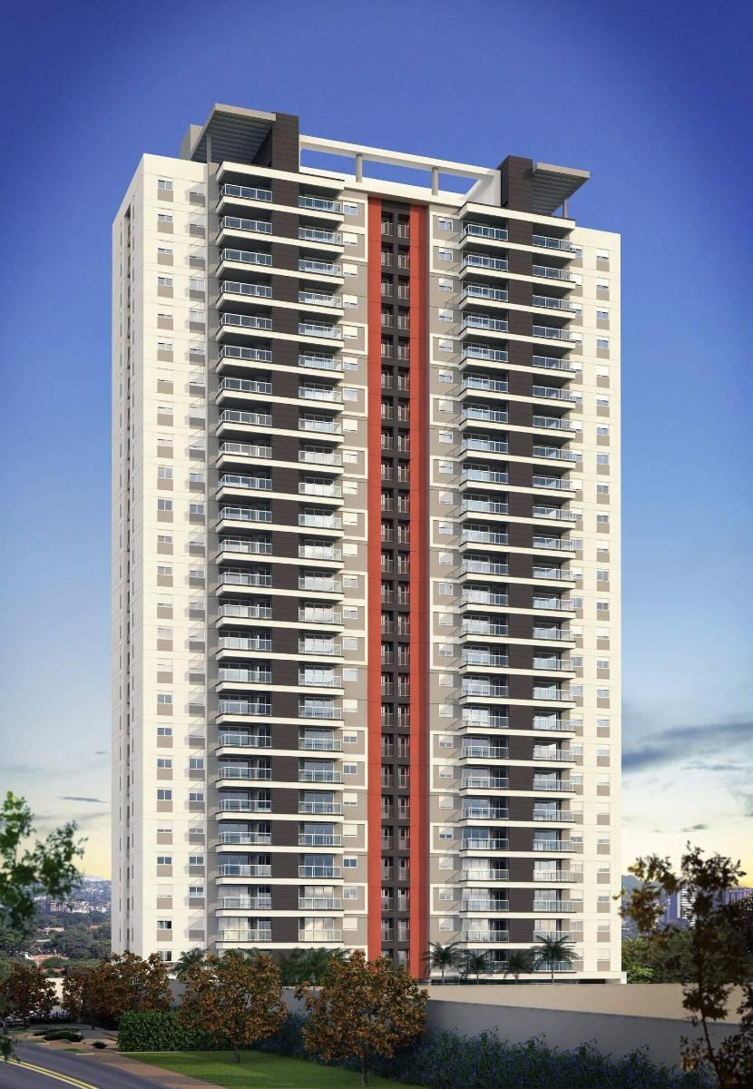 Resort Bethaville - 02 Dormitórios 80 m² C/2 Suítes Terraço Gourmet 2 Vagas