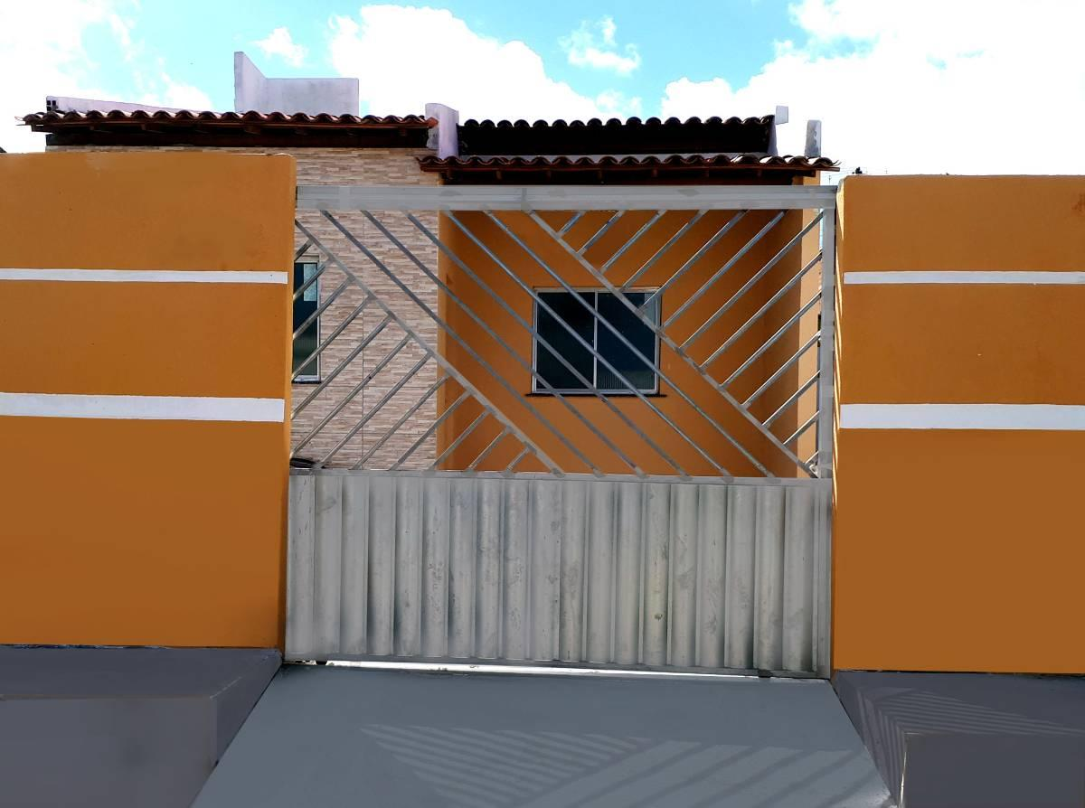 Casa nova pronta para morar saída de Aracaju