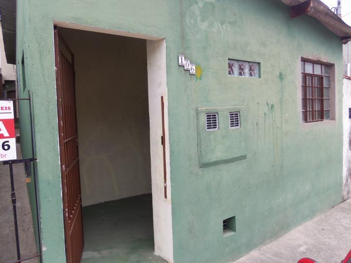 Casa Erm. Matarazzo 2 Cômodos - Aceita Depósito | ID: 733