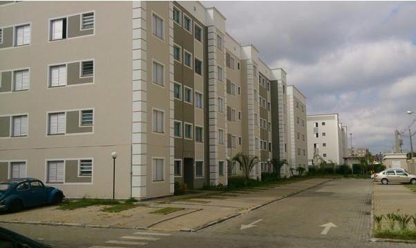 Apartamento Vila Urupês, Suzano