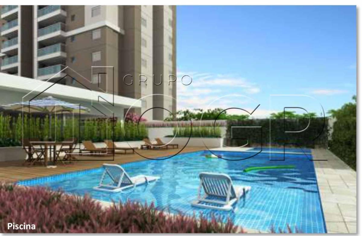 Apartamento a venda com 125 m², 3 quartos em Alemães-Piracicaba-SP.