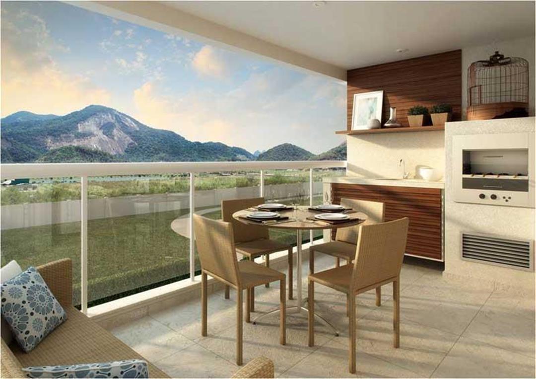 Excelente apartamento e coberturas de 2, 3, 4 quartos - Recreio dos Bandeirantes