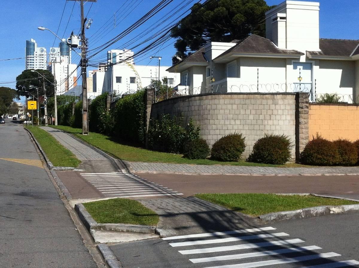 Vista do Condomínio da ruaJosé Nicco