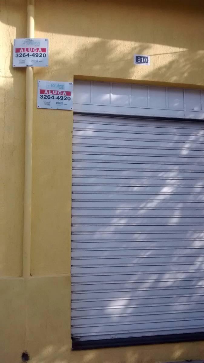 BOM RETIRO - LOJA/CASA FINS COMERCIAIS