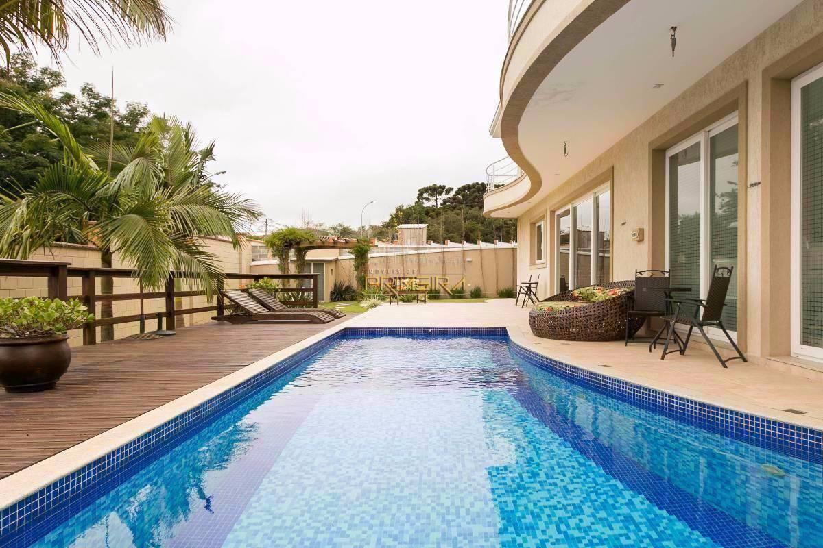 ALPHAVILLE GRACIOSA condomínio clube,  4 suítes, 6 vagas ,Curitiba PR