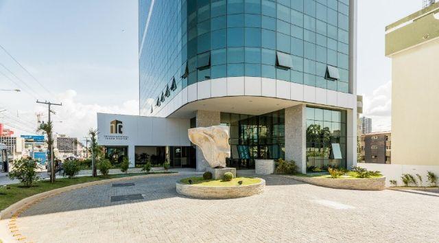 sala comercial para aluguel de 34 m² no CTC Lagoa Nova